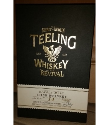 Teeling Revival 3.0 14y Pineau finish
