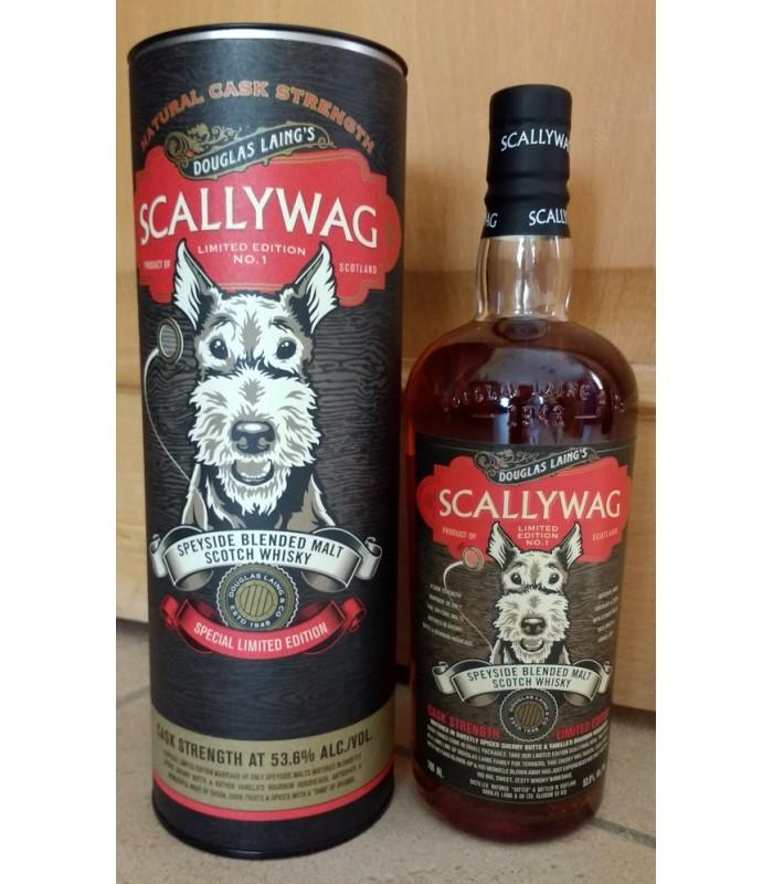 Scallywag CS Limited edition v1