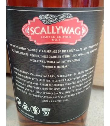Scallywag CS Limited edition 1edition