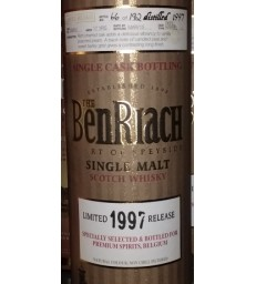 Benriach 1997 Single Cask Belgium