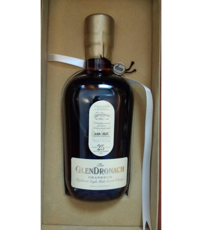 Glendronach grandeur batch 8