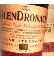 Glendronach Cask Strength batch 2
