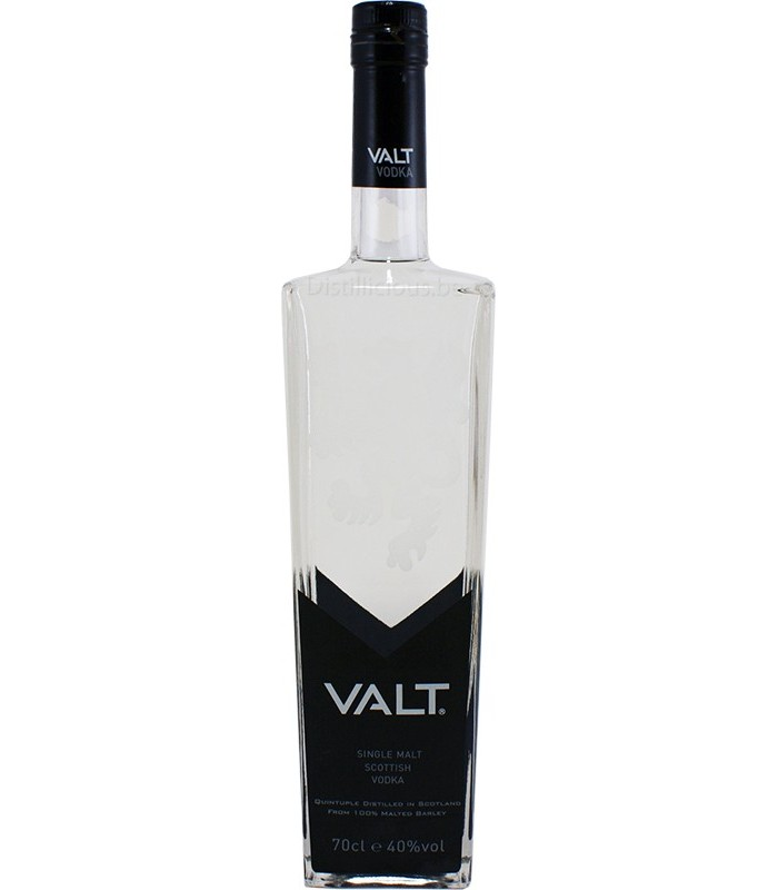 Valt single malt vodka