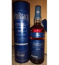 Benriach 2005 12y Rum finish SC