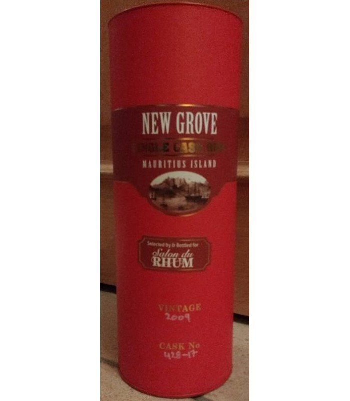 New Grove 2009 edition Salon du Rhum Belgique