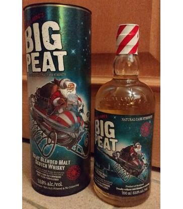 Big Peat Xmas edition 2015