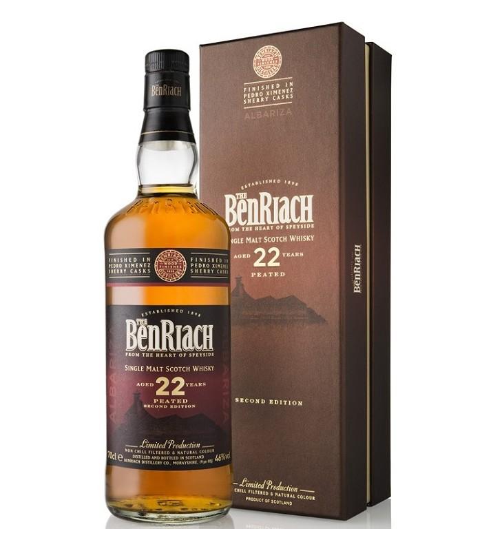 Benriach Albariza 22y