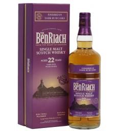 Benriach 22y Dark Rum