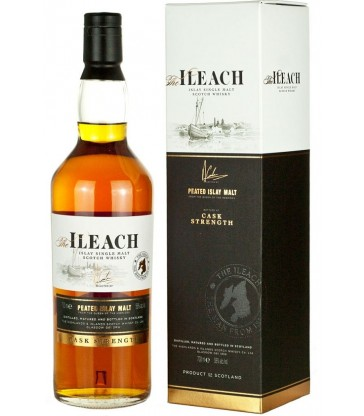 The Ileach Cask Strength
