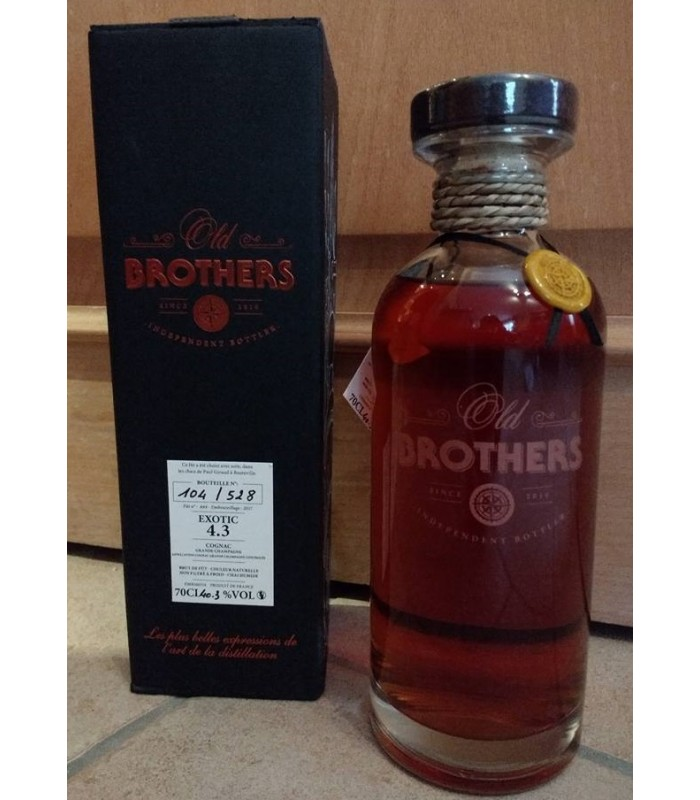 Cognac 4.3 Old Brothers