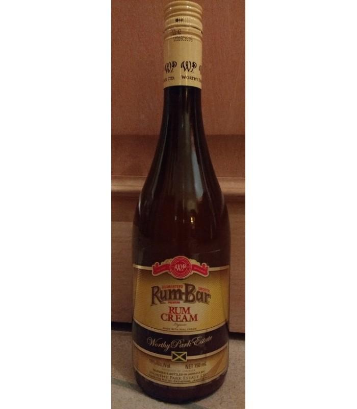 Worthy Park Rum Cream