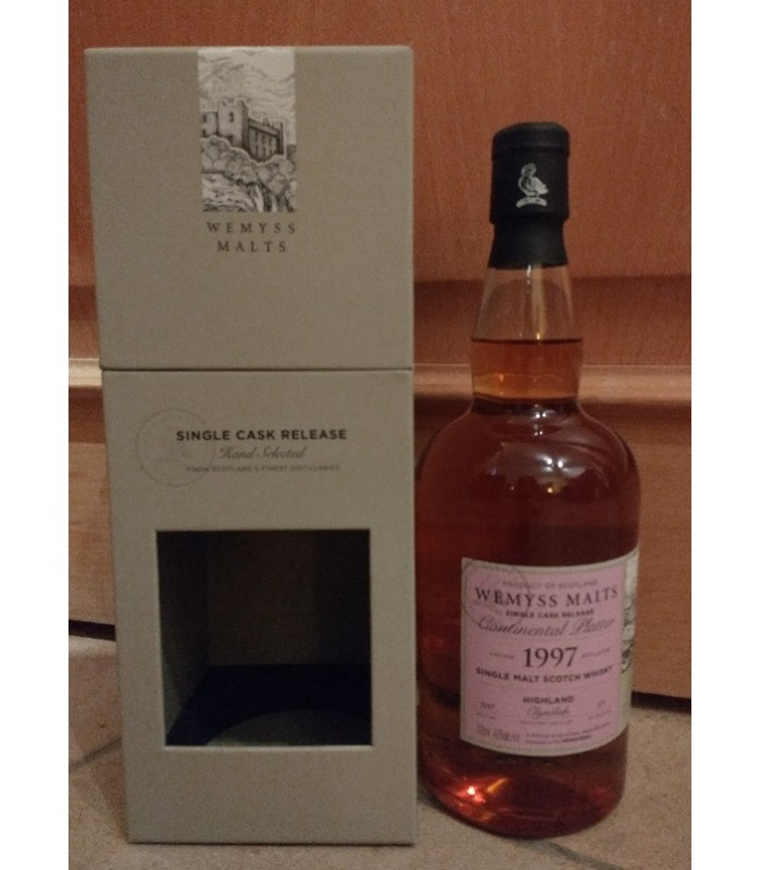 Clynelish 1997 Wemyss Malts