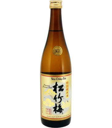 Shoshikubai Junmai