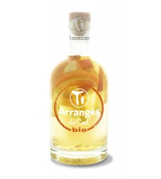 Les Rhums de Ced Orange-Citron bio