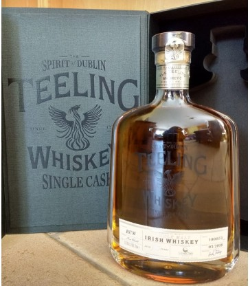 Teeling 1998 Single Cask Rum for the Nectar