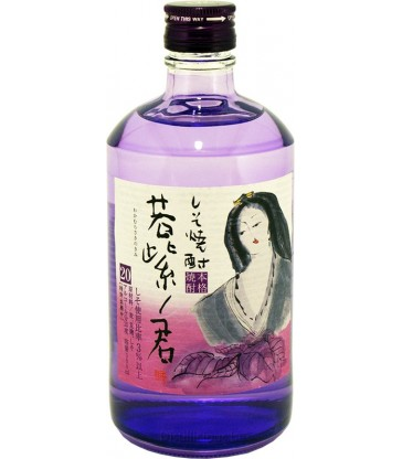 Shochu Wakamurasaki No Kimi