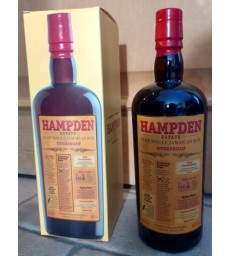 Hampden Estate Overproof