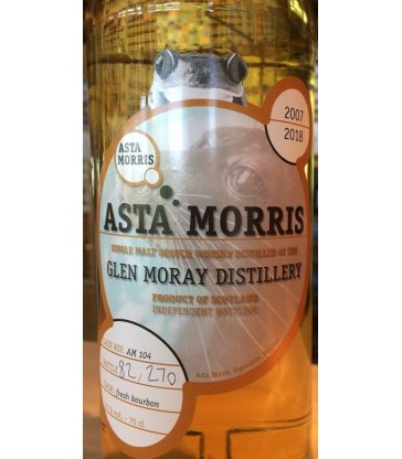 Glen Moray 10y Asta Morris