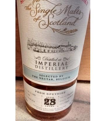 Imperial 1989 Single Malt of Scotland 28y