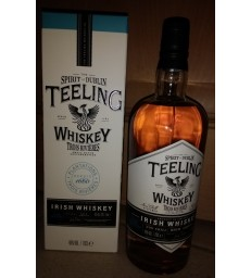 Teeling 3 Rivières small batch