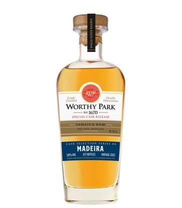 Worthy Park Madeira Finish