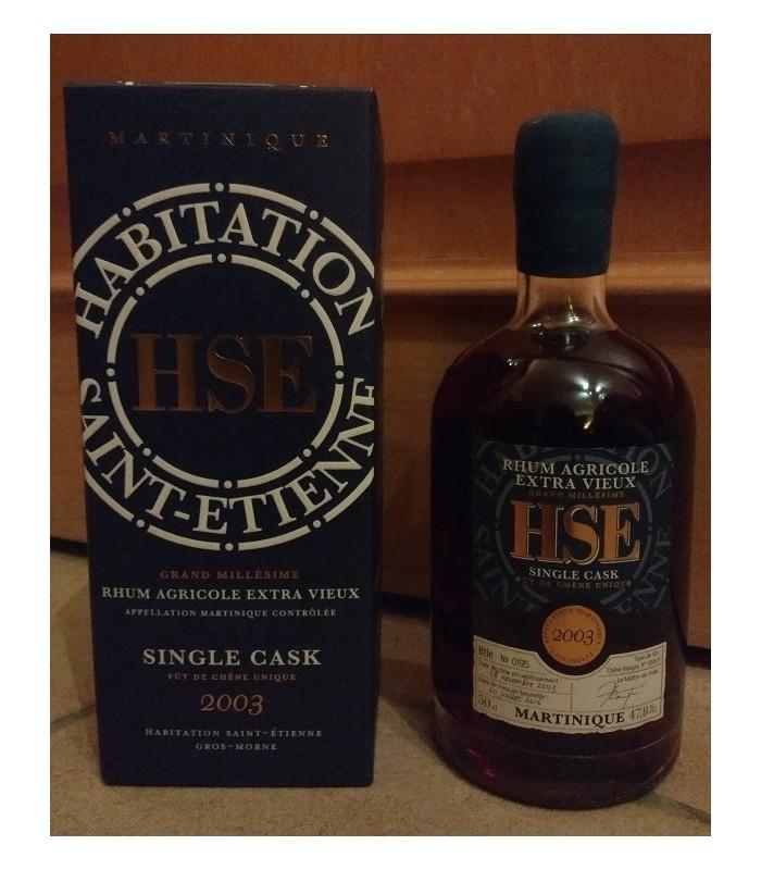 HSE Single Cask 2003