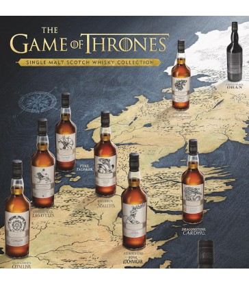 Game of Throne Whiskies Collections