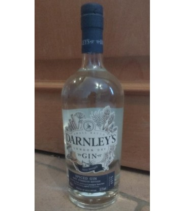 Darnley's View Spiced navy