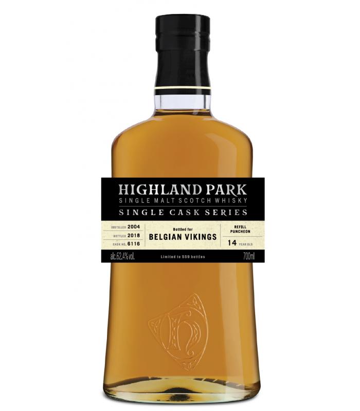 Highland Park 2004 14y SC