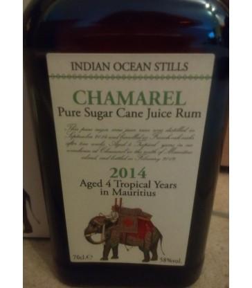 Chamarel 2014 Indian Ocean Stills