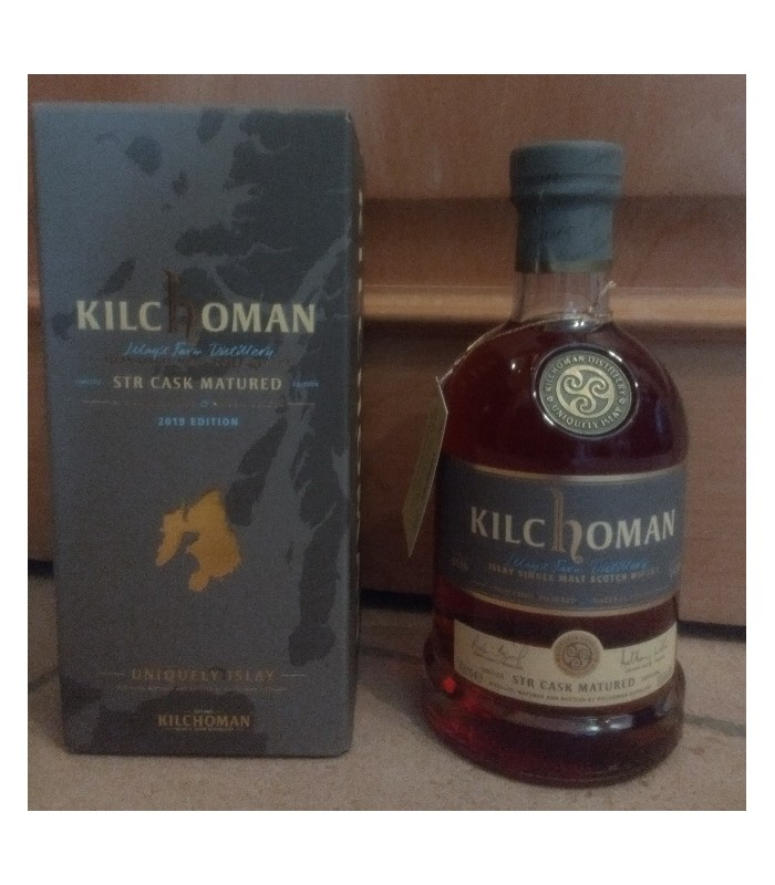 Kilchoman STR Cask