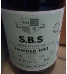 S.B.S. Trinidad 1993 Caroni The Beast