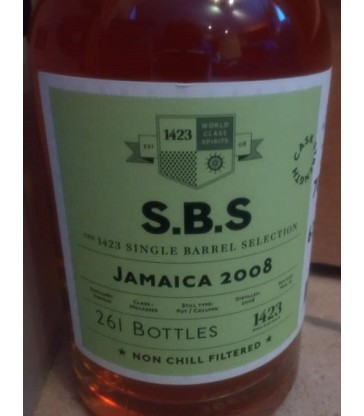 S.B.S. Jamaica 2006