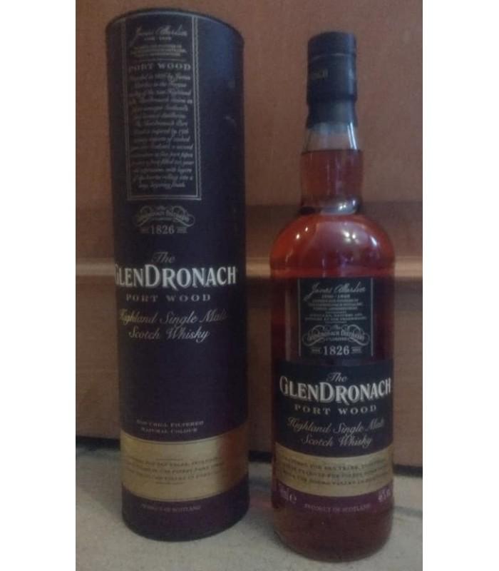 Glendronach 10y Portwood