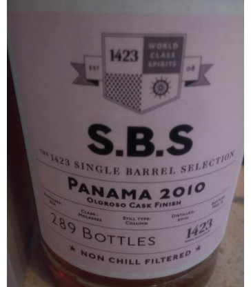 S.B.S. Panama 2010