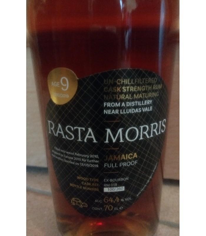 Jamaica Rasta Morris 9y