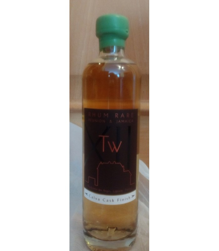 Twelve Rhum Rare Réunion & Jamaique Calvados Finish
