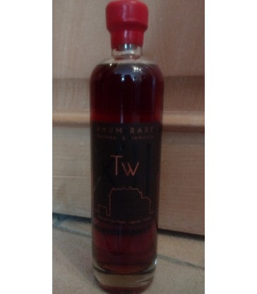 Twelve Rhum Rare Guyana & Jamaique