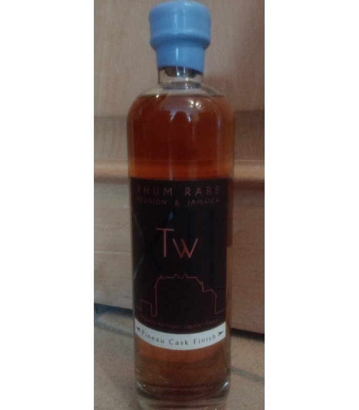 Twelve Rhum Rare Réunion & Jamaique Pineau Finish