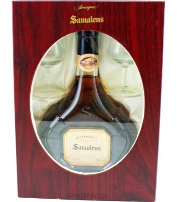 Samalens VSOP 8 ans + 2 verres