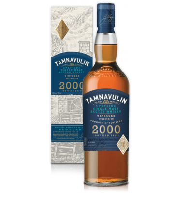 Tamnavulin 2000 18y Collection vintage