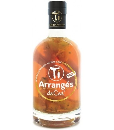 Les Rhums de Ced Ananas Caramel beurre salé