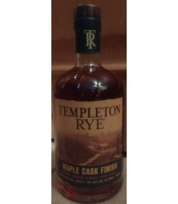 Templeton Rye Maple finish