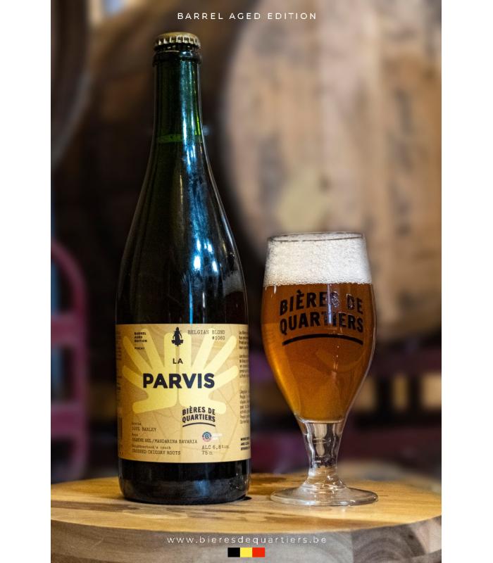 La Parvis Barriquée Calvados
