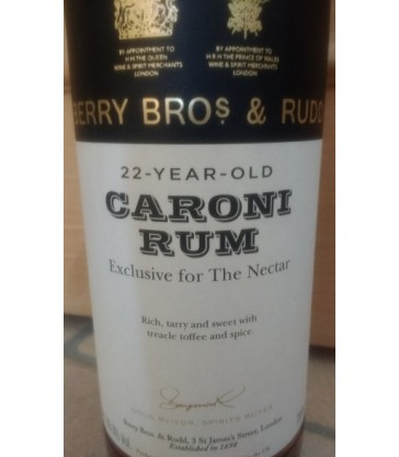 Caroni 1997 Berry Bros for The Nectar
