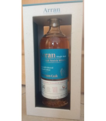 Arran 2005 SC 14y for The Nectar