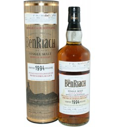 BenRiach 1994 Premium Spirits Single Cask 2817 (10/2014)