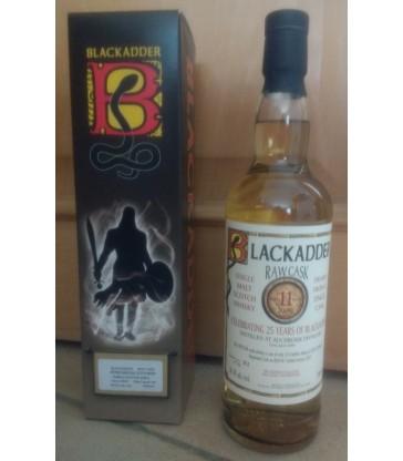 Auchroisk 2009 11y Blackadder 25anniversary