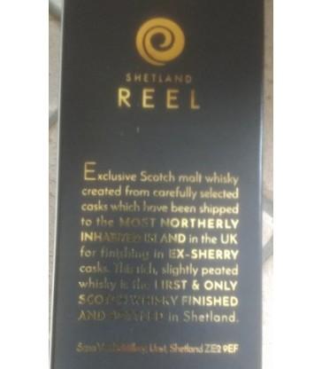 Shetland Reel Blended Malt