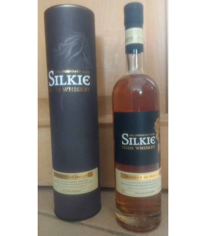 Silkie Blended Whiskey